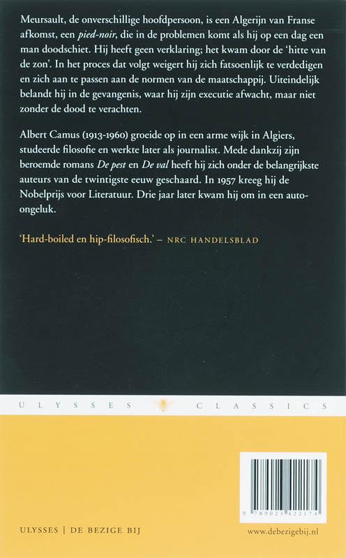 De Vreemdeling Van Albert Camus 3 X Nieuw En 31 X